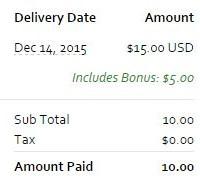 *HOT* Buy a $10 Starbucks Card, Get a Bonus $5!