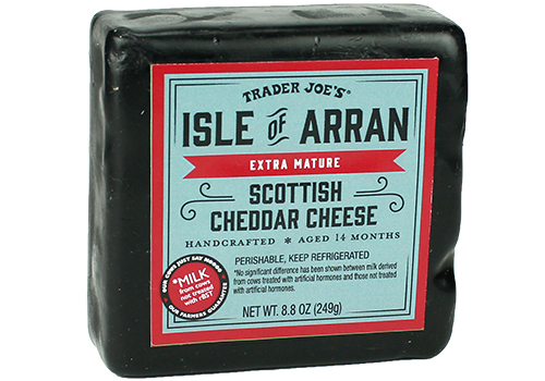 isle of arran cheddar cheese