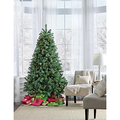 Pre-Lit Tree for $49.99