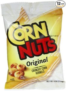 Corn Nuts Flavored Snack, Original, 4 Ounce (Pack of 12)