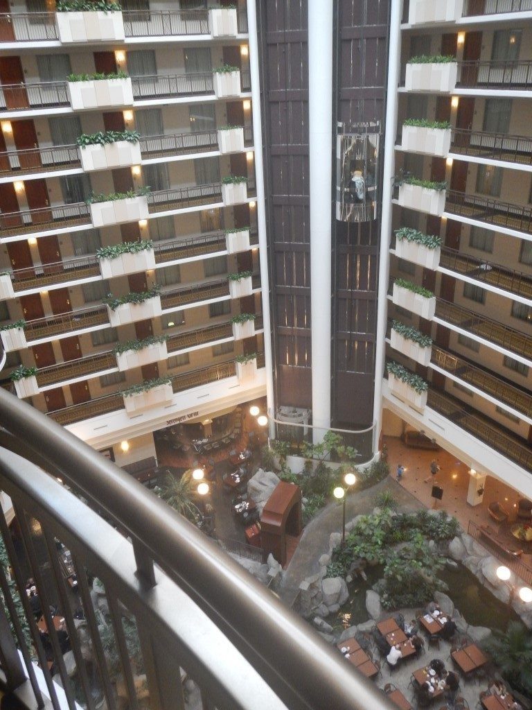 Embassy Suites Hotel in Anaheim Review
