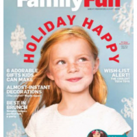 Family Fun Magazine: Complimentary One Year Subscription