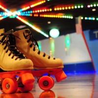 Skate Tiffany's: BOGO Admission on Valentine's Day
