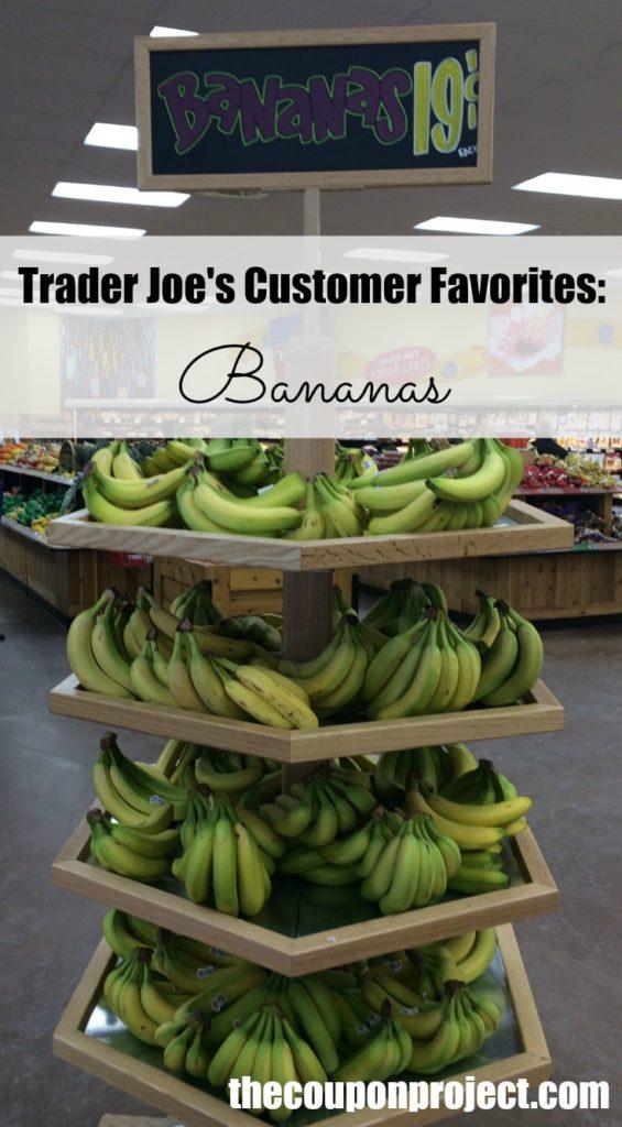 trader joe's bananas