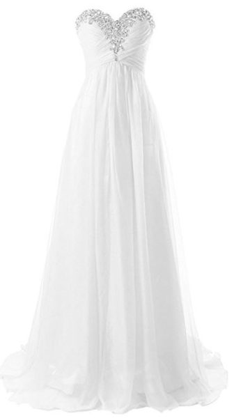 Wedding Dresses for $100? You got it.