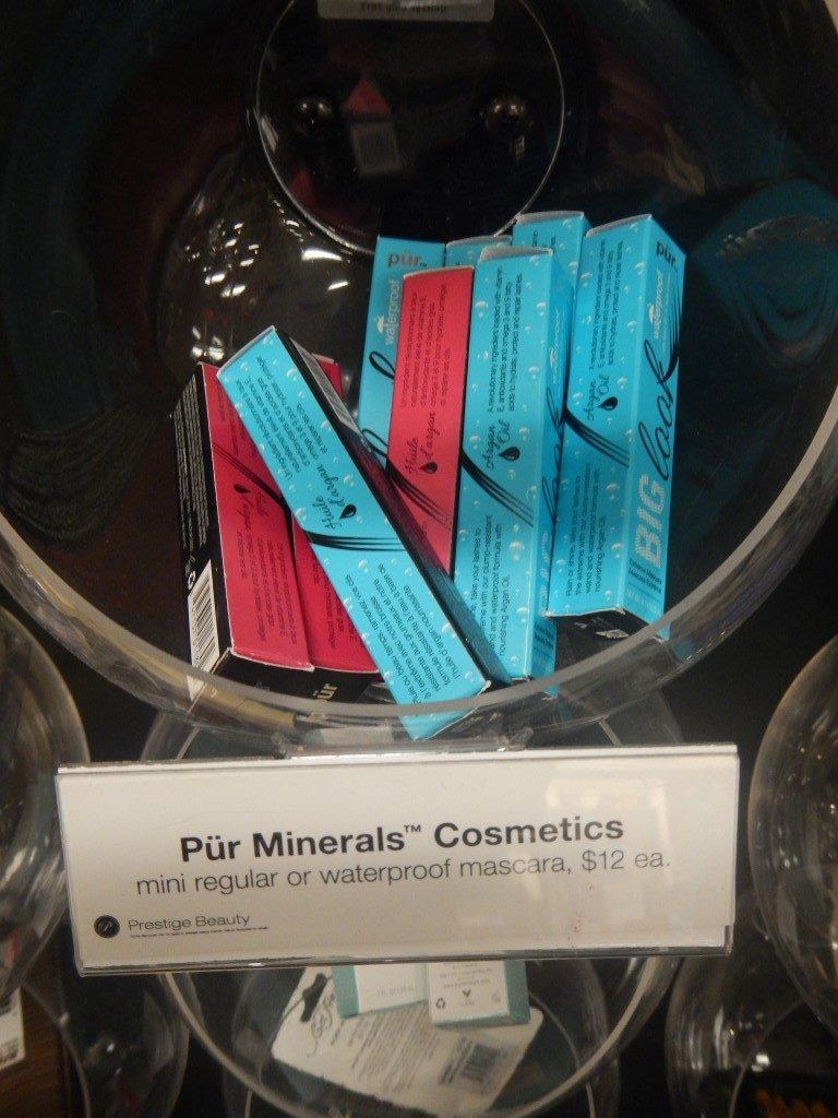Pur Minerals Waterproof Mascara in Kohl's