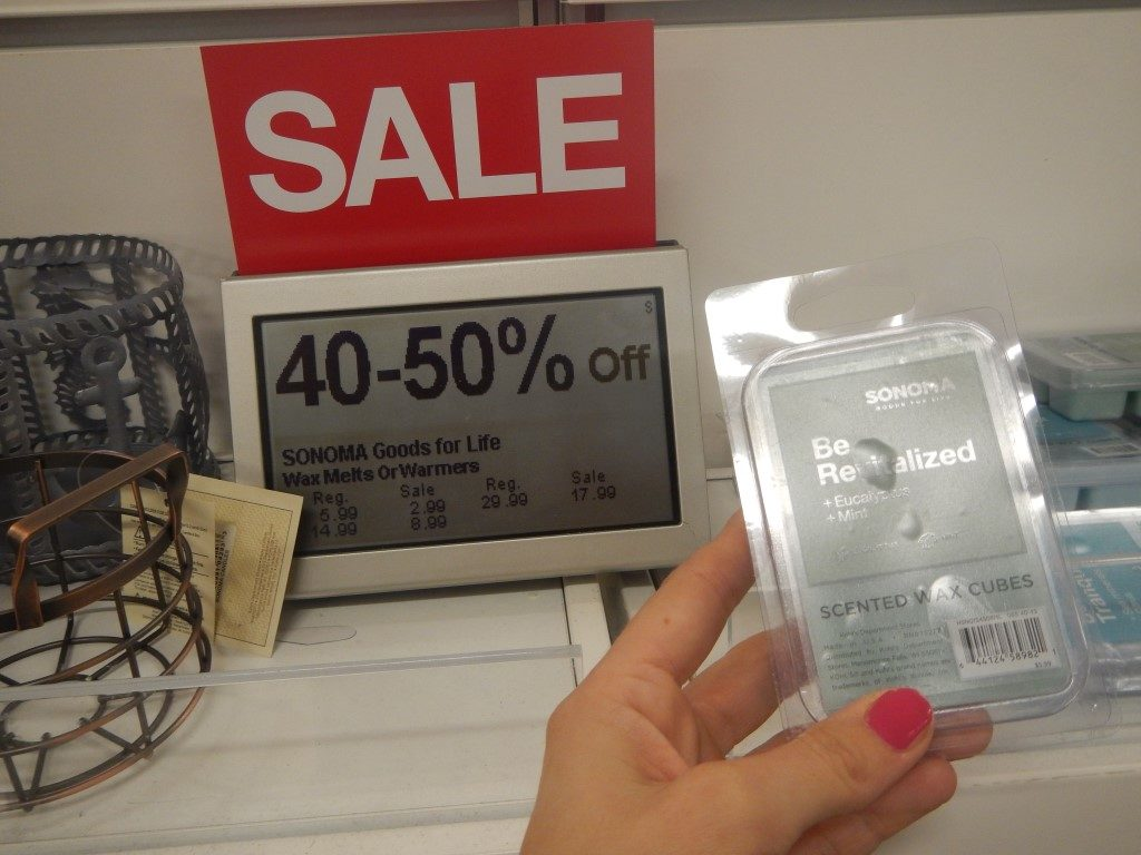 Sonoma Goods for Life Wax Melts at Kohl's