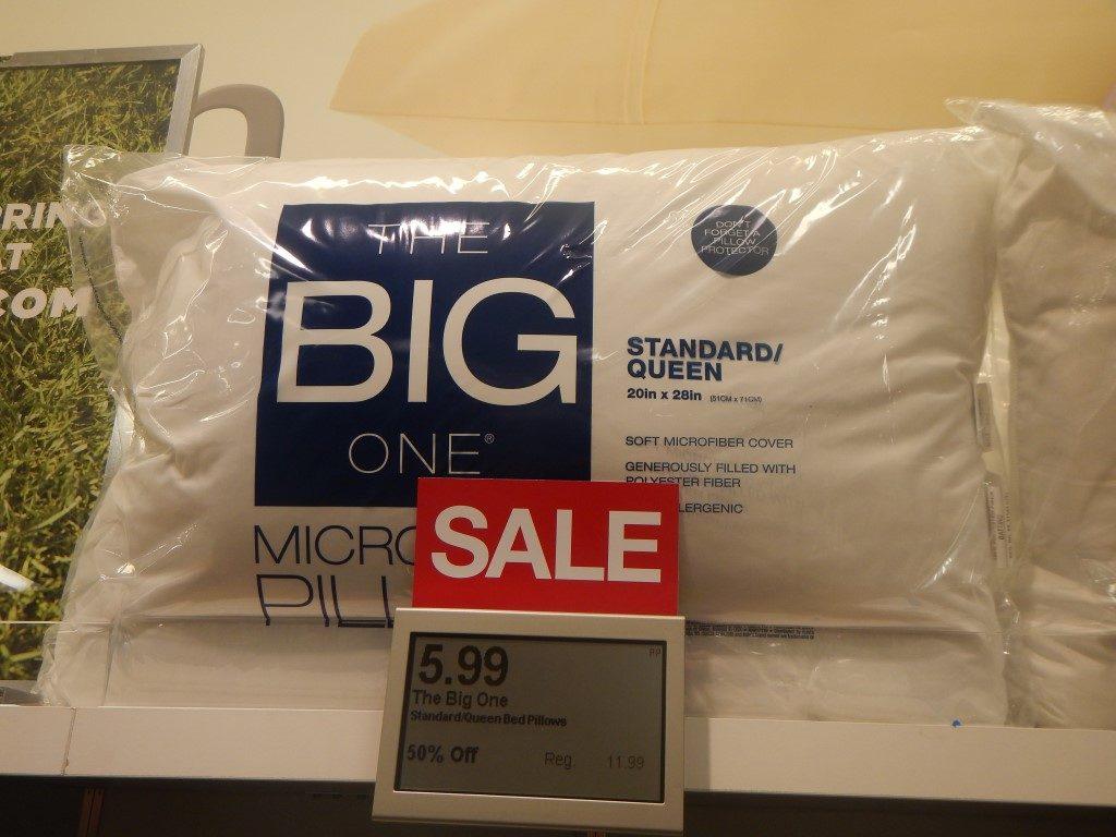 Standard Pillow at Kohl's