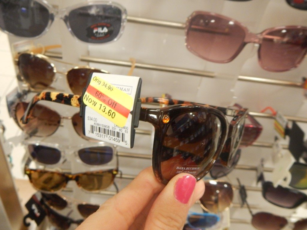 Sunglasses at Kohl's