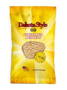 Dakota Style Sunflower Kernels, Roasted and Salted, 16 Ounce