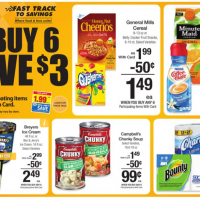 Buy 6, Save $3 Instantly