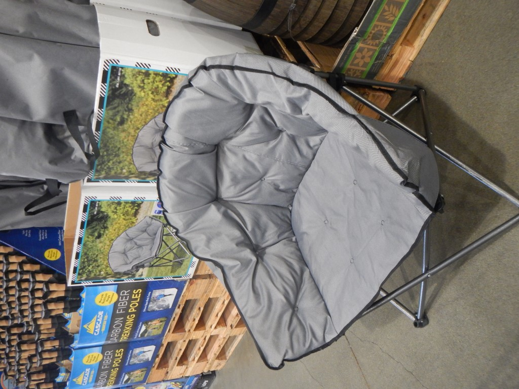 Camp Chair : Costco