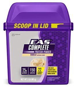 EAS Complete Protein, Vanilla, 2 Pound
