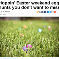 Seattle Area Egg Hunts