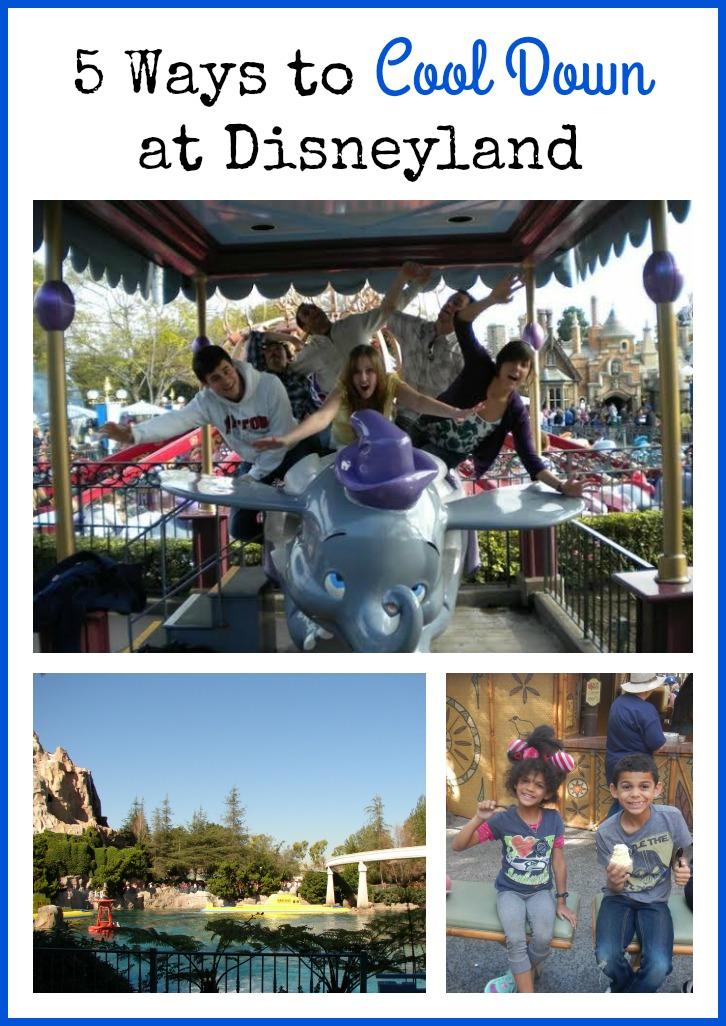 5 Ways to Cool Down at Disneyland