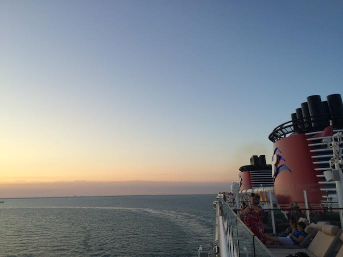 Saving on a Disney Cruise