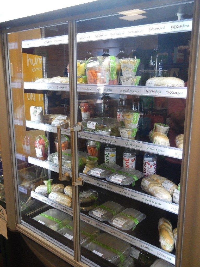 Health Food at Tacoma Fresh