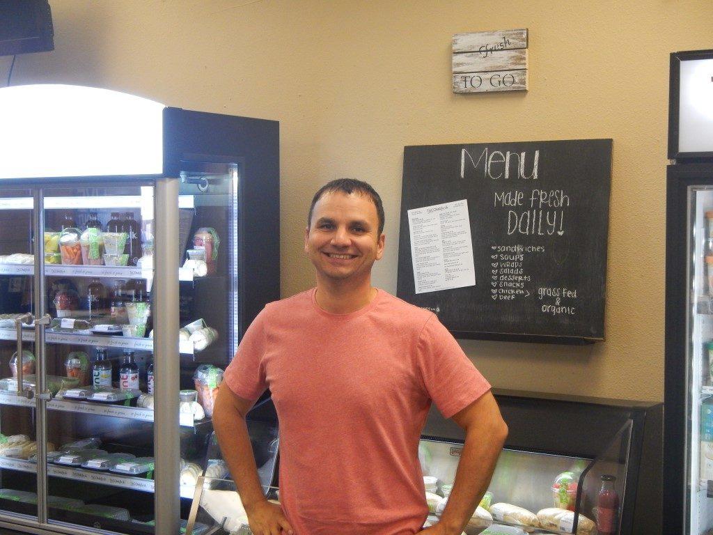 William, Owner of Tacoma Fresh