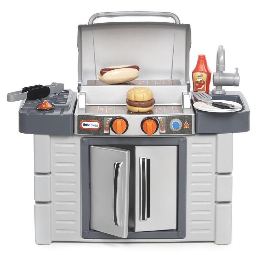 Little Tikes Cook 'n Grow BBQ Grill $19.99 + FREE shipping ...