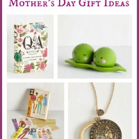 Beautiful & Unusual Mother's Day Gift Ideas