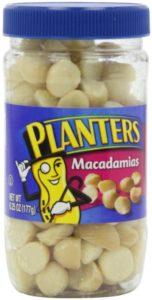 Planters Macadamia Nuts, 6.25 oz.