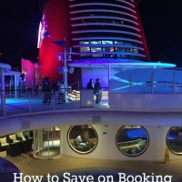 5 Pro Tips to Save Money when Booking a Disney Cruise