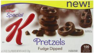 Special K Fudge Pretzels, 4.44 Ounce