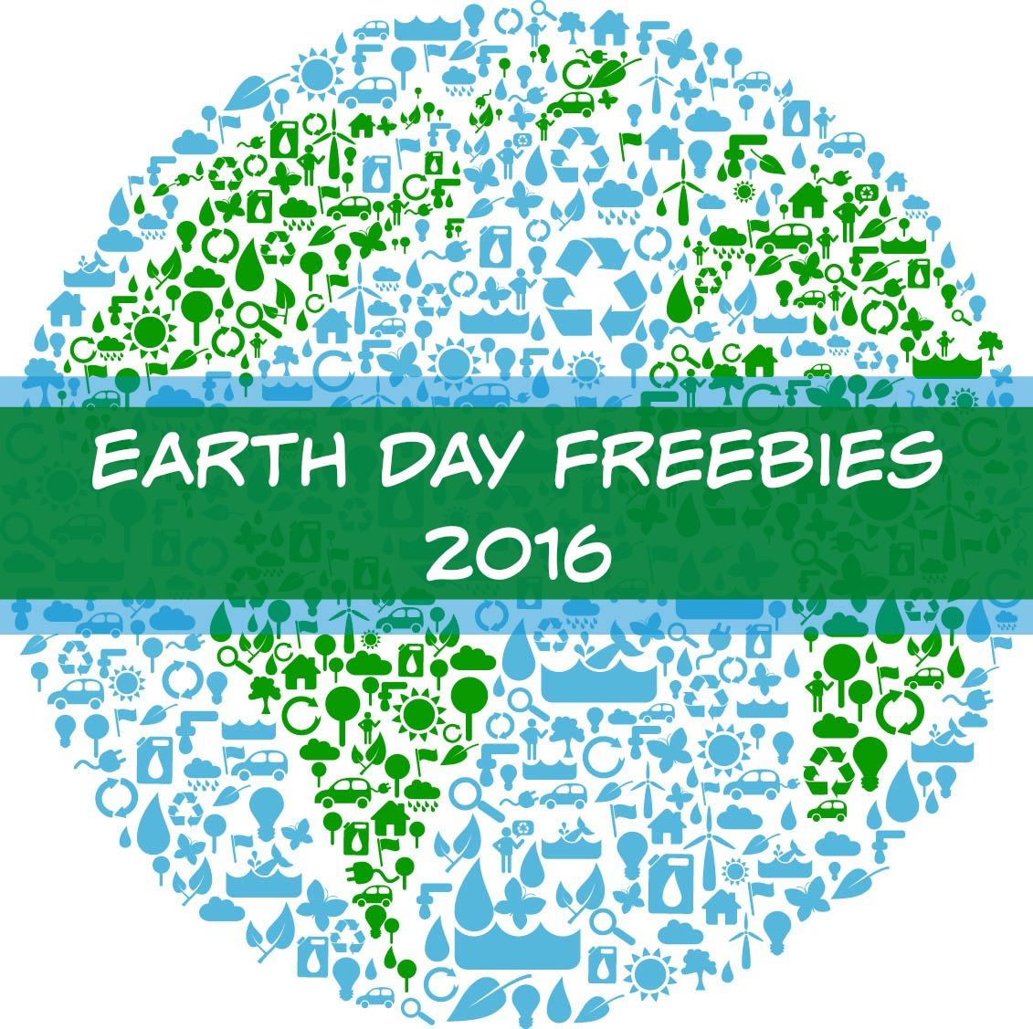 earth day freebies 2016
