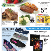 Fred Meyer April 3rd Ad