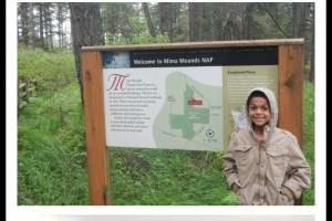 Mima Mounds in Olympia, Washington