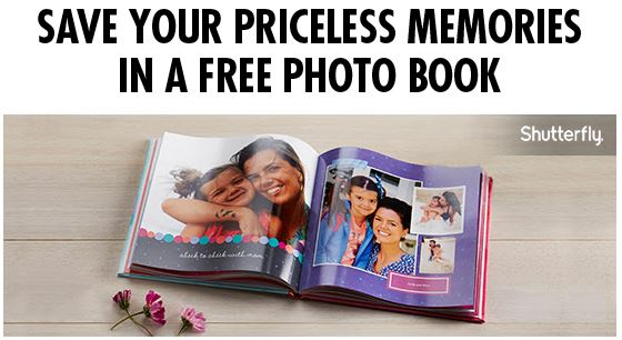 shutterfly free photo book my coke rewards