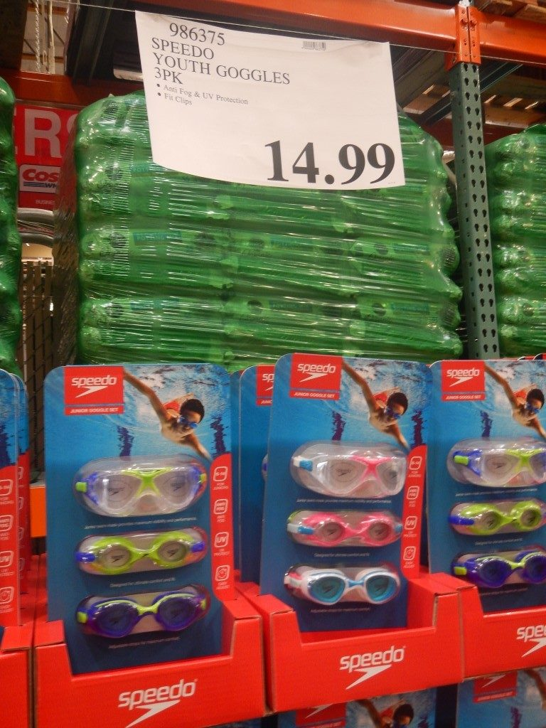 Youth Goggles at Costco