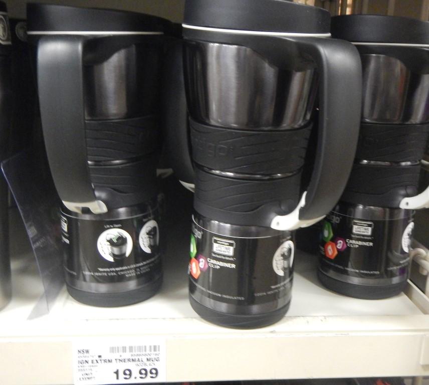 Traveling Coffee Mug at Fred Meyer