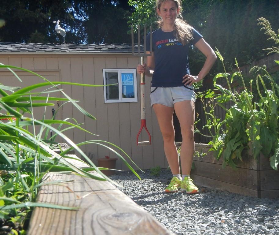 Gardening in the PNW