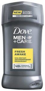 Dove Men+Care Antiperspirant Deodorant, Fresh Awake 2.7 oz
