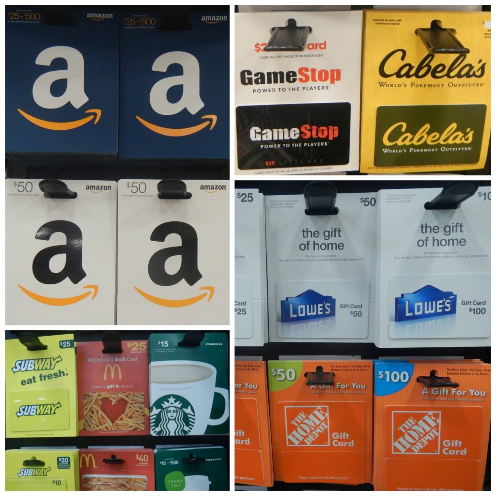 Gift Card Promotion at Fred Meyer
