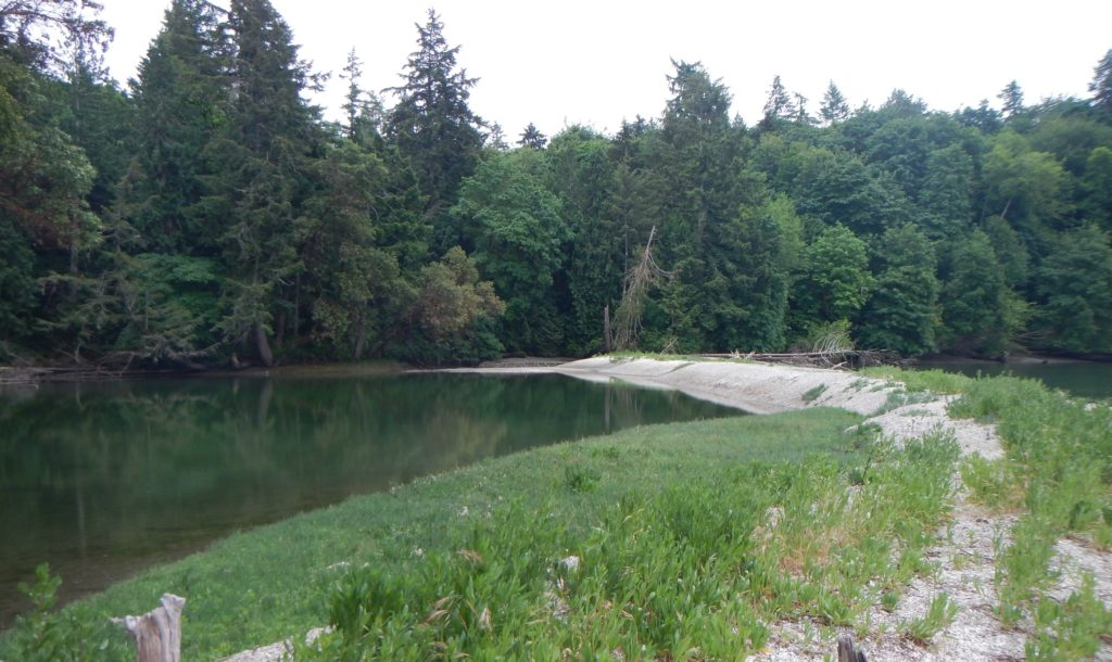 Lagoon at Penrose Point