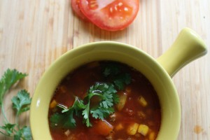 Taco Soup: Easy, Delicious, and Budget-friendly Dinner for the Slow Cooker!