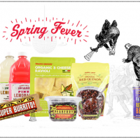 Trader Joe's Fearless Flyer: Spring Fever!