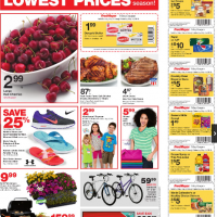 Fred Meyer Founders Day Sale Ad 2016