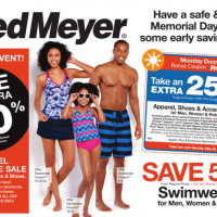 Fred Meyer Memorial Day Sale Ad