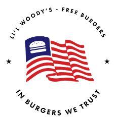 li'l woody's free burgers