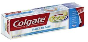 Colgate Total Daily Repair Toothpaste, 5.8 Ounce