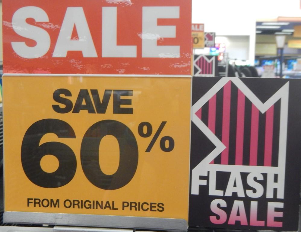 60% off Flash Sale Fred Meyer