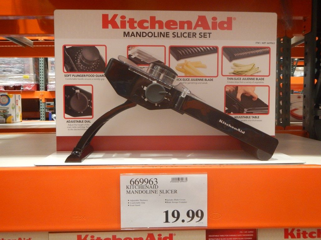 KitchenAid Mandolin Slicer Set at Costco