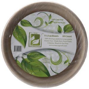 Earth's Natural Alternative Bowl, 11.5-Ounce, 50-Pack