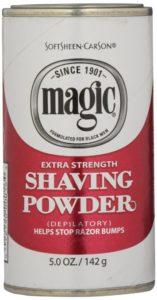 Softsheen Carson Magic Extra Strength Shaving Powder, Red, 5 Oz