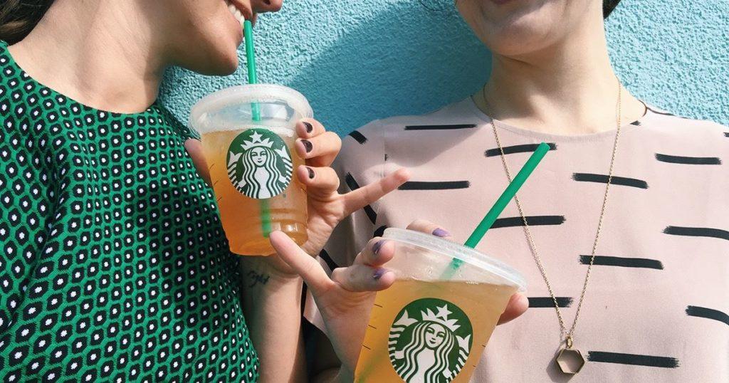Starbucks BOGO Tea