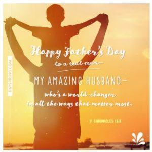 father's day dayspring