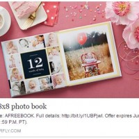 Shutterfly: FREE Photo Book (just pay $7.99 s&h!)